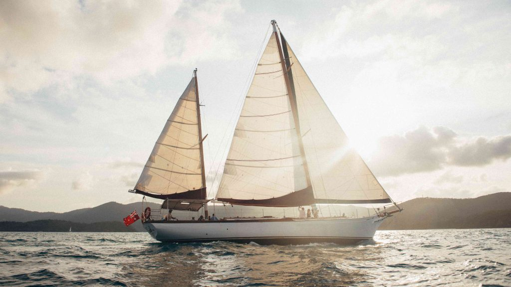 Lady Enid Itinerary - Lady Enid Sailing - Romance the
